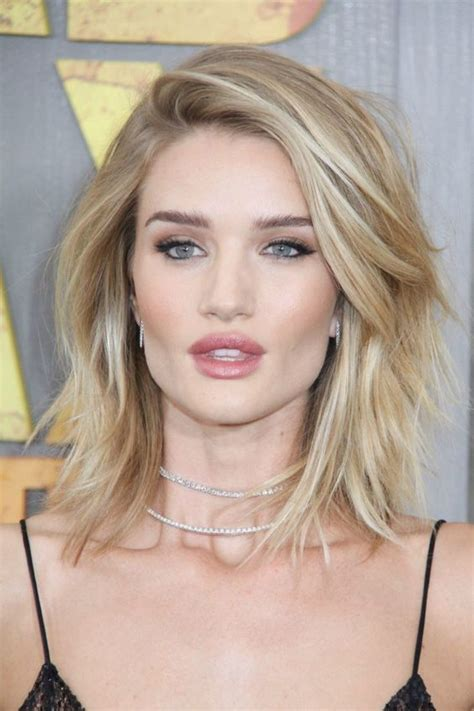actresses with medium length layered cuts 50 gorgeous shoulder length haircuts stylists the