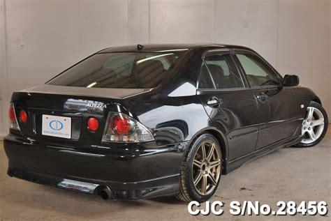 altezza car black 2003 toyota altezza black for sale stock no 28456