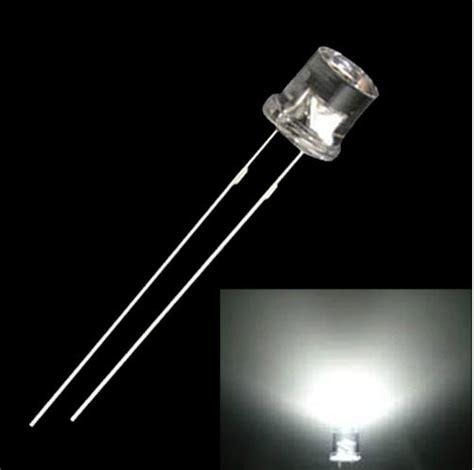 wide angle led lights wholesale 5000 pcs white 5mm flat top led wide angle led