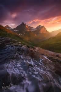 Landscape Photography Glacier National Park Glacier National Park Montana Photo By Dyar Photorator