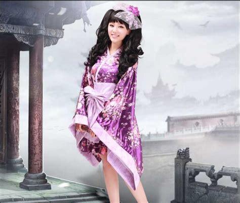 Hitam Black Model Kimono free shipping animation clothing kimono dress costumes theatrical