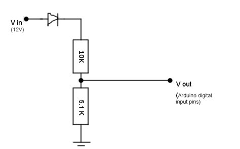 zener diode voltage divider voltage divider and zener diode