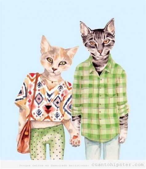 imagenes hipster gatos invasion de gatos hipster taringa