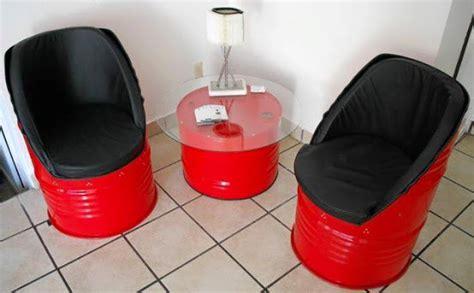 Kursi Tunggu Bekas yuk bikin sofa dan lemari dari drum bekas rumah dan