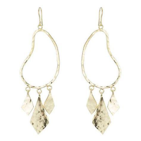 Marcia Moran Chandelier Earrings In Gold As Seen On Marcia Chandelier Earrings
