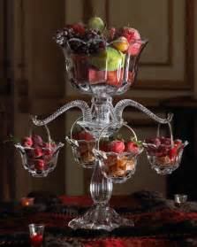 Dining Table Centerpiece Definition Frou Frou Centerpiece Dares You To Knock It Beyond