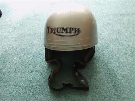 Cromwell Helm by Vintage Cromwell Motorcycle Helmet Helmets