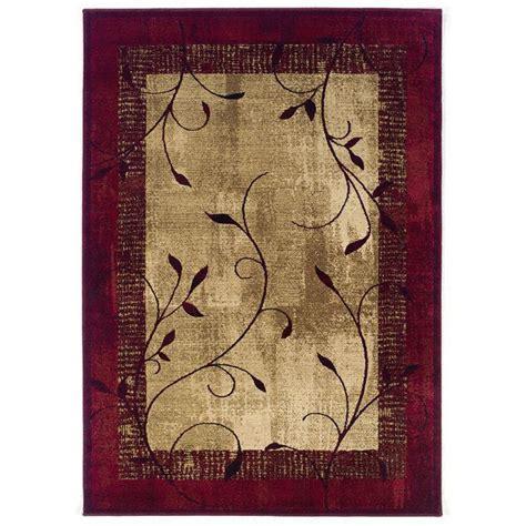 allen roth rug sale allen roth tinsley 9 ft 10 in x 12 ft 9 in rectangular border area rug item 291254