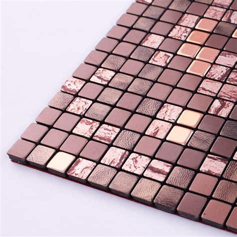 metallic mosaic bathroom tiles wholesale metallic mosaic tile sheets aluminum interior