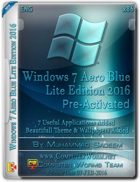 themes for windows 8 1 kickass download windows 7 aero blue lite edition 2016 x86 by