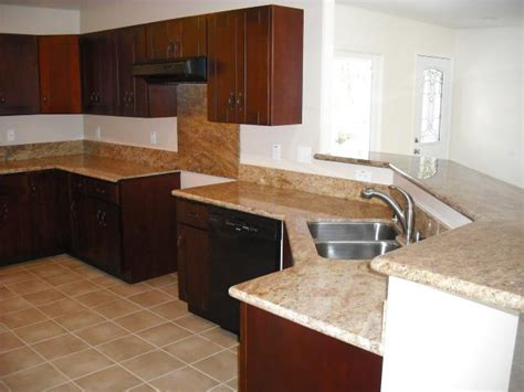 cherry cabinets with granite countertops from r a d