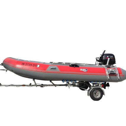 folding boat trailer used 14 best inflatable boat trailer ideas images on pinterest
