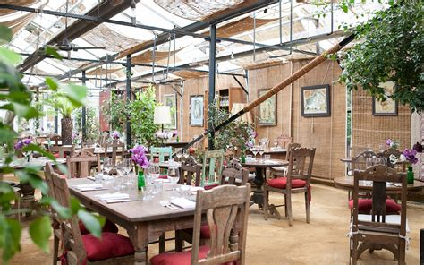 londons  charming garden restaurants travel leisure