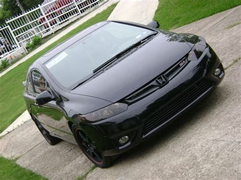 black honda accord emblem blacked out lights honda civic black don t really like