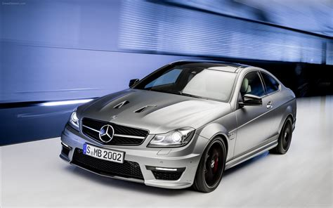 mercedes c63 amg edition 507 2014 widescreen