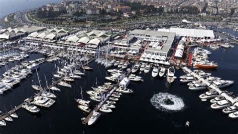 boat show istanbul istanbul boat show 2013 to open on september 21 yacht