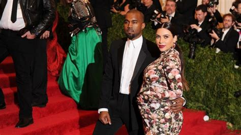 is kim kardashian daughter really named north kanye and kim reportedly named their daughter north west