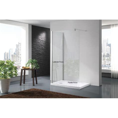 doccia in due box doccia walk in due lati cristallo 6 mm cod p65