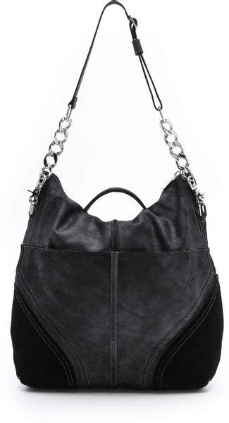 Botkier Bryant Large Hobo by Botkier Hobo In Black Lyst