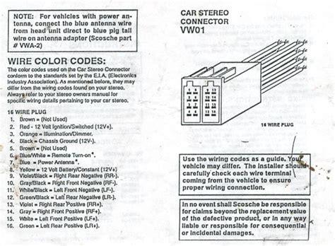 Barry L Kramer S 2001 Jetta Audio System Installation
