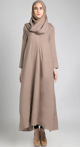 desain baju hc model baju hamil muslim untuk lebaran terbaik 2015