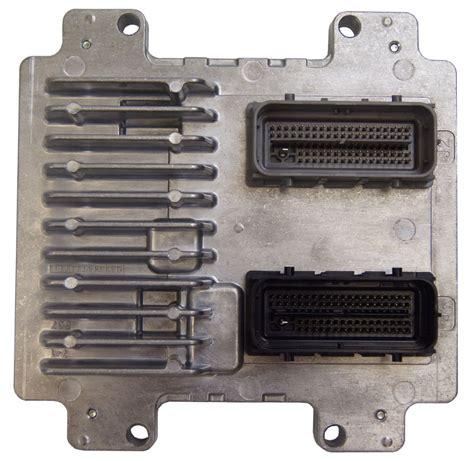 defective capacitor in the spark module 2007 2012 gm engine module ecm pcm ecu new oem 12612397 acdelco 216 140 ebay