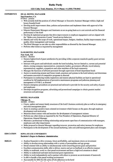 easy resume for hotel with hotel job resume sample madrat krida info
