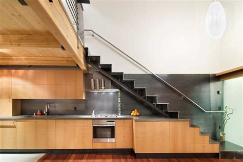 Lemari Dapur Bawah desain lemari dan ruangan bawah tangga minimalis