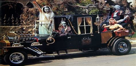 Where Is The Munsters Car Today by Herman Races The World S Fastest Cars In His Drag Ula Special
