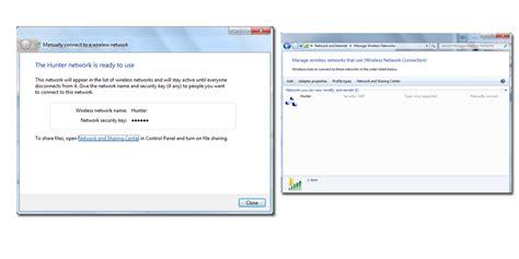 membuat jaringan lan di windows 7 cara membuat jaringan mode adhoc di windows 7 my blog