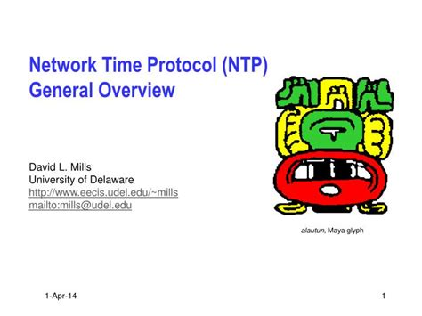 ntp port ppt network time protocol ntp general overview