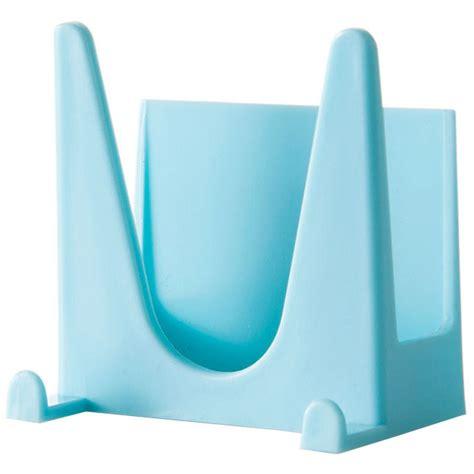 Rak Dapur Mini rak mini gantungan peralatan dapur blue