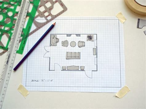interior design room layout planner how to create a floor plan and furniture layout hgtv