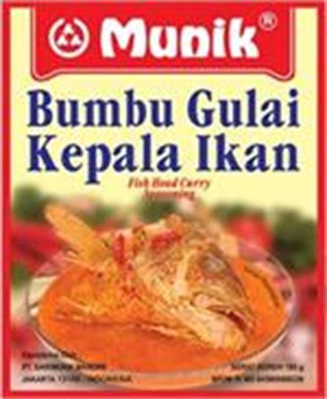Kokita Bumbu Rendang Padang 180g bumbu gulai kepala ikan fish curry 105 gr by munik