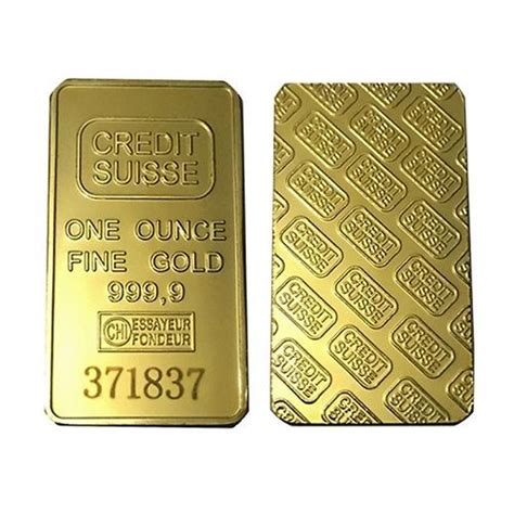 credit suisse one bank credit suisse one ounce gold 999 of valcambi catawiki