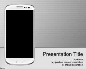 presentation templates for mobile 124 best images about powerpoint template ideas on