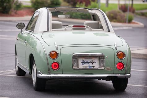 nissan figaro usa for sale 1991 nissan figaro for sale rightdrive usa