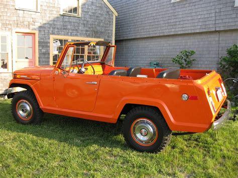 commando jeepster the jeepster commando the cute jeep