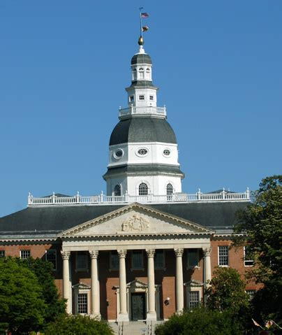 maryland state house annapolis md maryland state house where the maryland general assembly meets