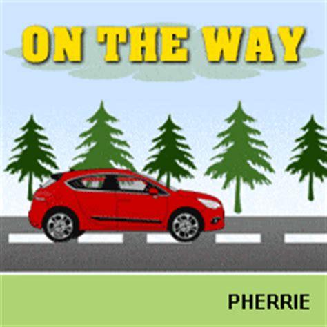wallpaper animasi mobil bergerak dp animasi bbm gif otw naik mobil animasi bergerak