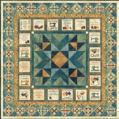 Studio Quilt by Stitch In Time Studio Quilt Kit