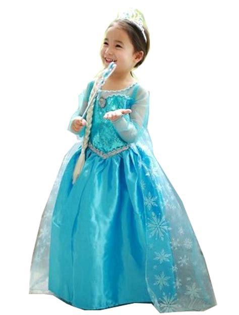 Princess Dress Wardrobe by Frozen Princess Elsa Costume
