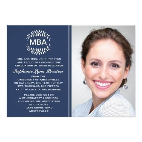 laurel branches photo graduation invitation anno photos graduation invitations and invitations