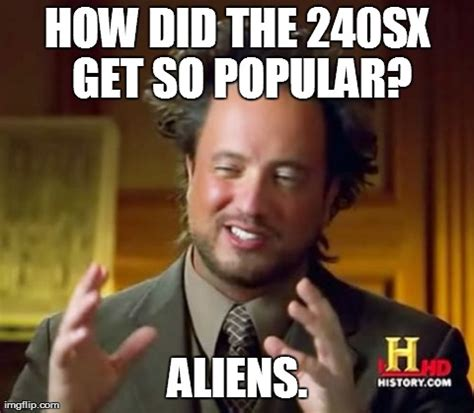 Where Did The Aliens Meme Come From - ancient aliens meme imgflip