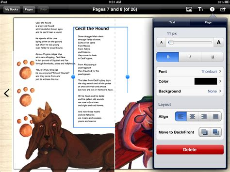 picture book apps book creator for app review mymac