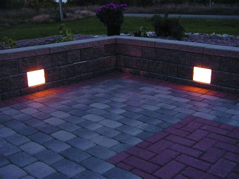 retaining wall low voltage light kit krwl
