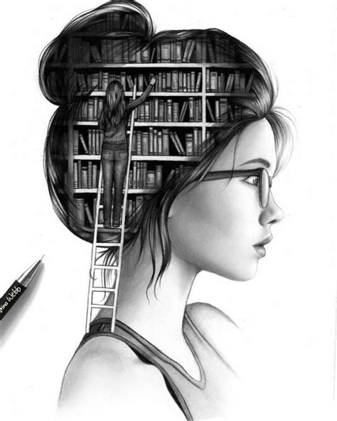 Sou os livros que eu li. Sou formada por todas as letras