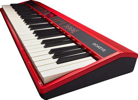 Keyboard Piano Roland roland go 61k go keymusic