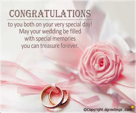 Wedding Gift Greetings by Wedding Messages Wedding Sms Wedding Wishes Dgreetings