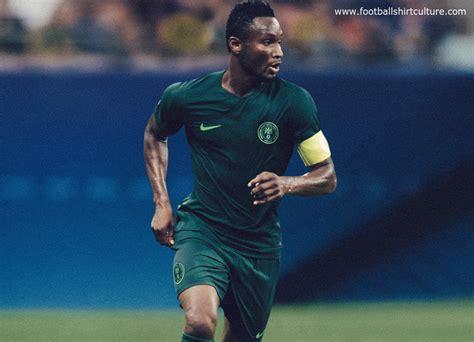 nigeria 2018 world cup nike away kit 17 18 kits